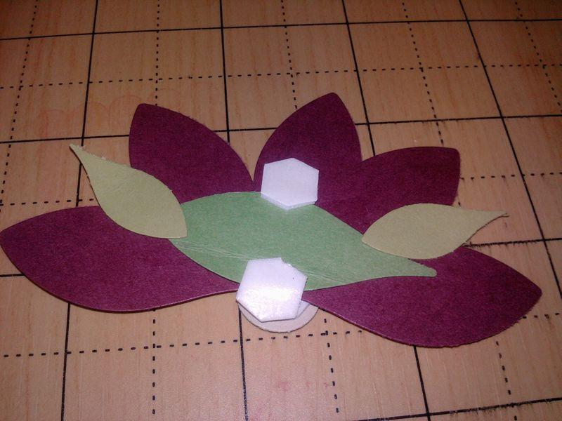 Flower assembly final